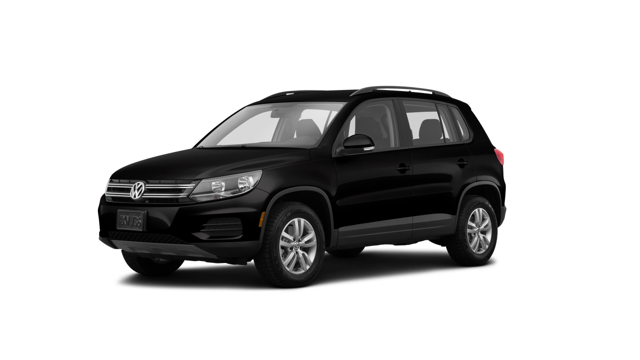 2015 Volkswagen Tiguan Sport Utility
