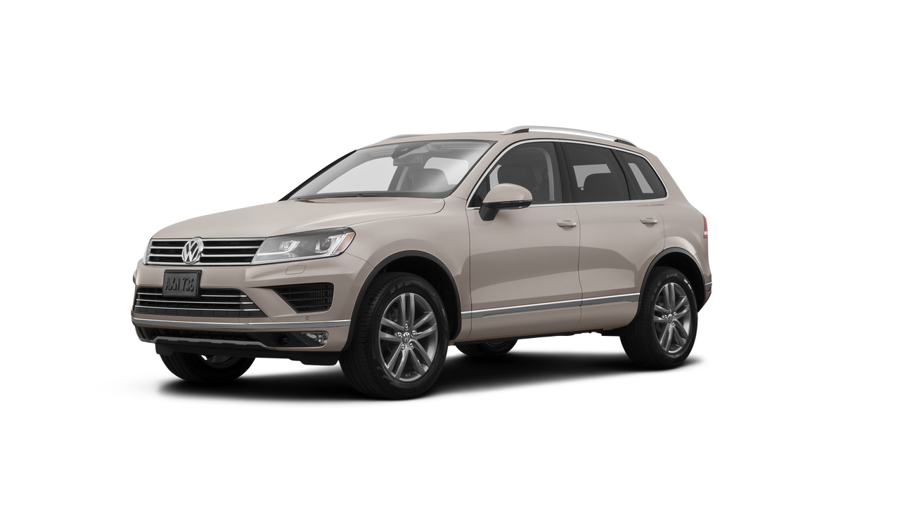 2016 Volkswagen Touareg Sport Utility