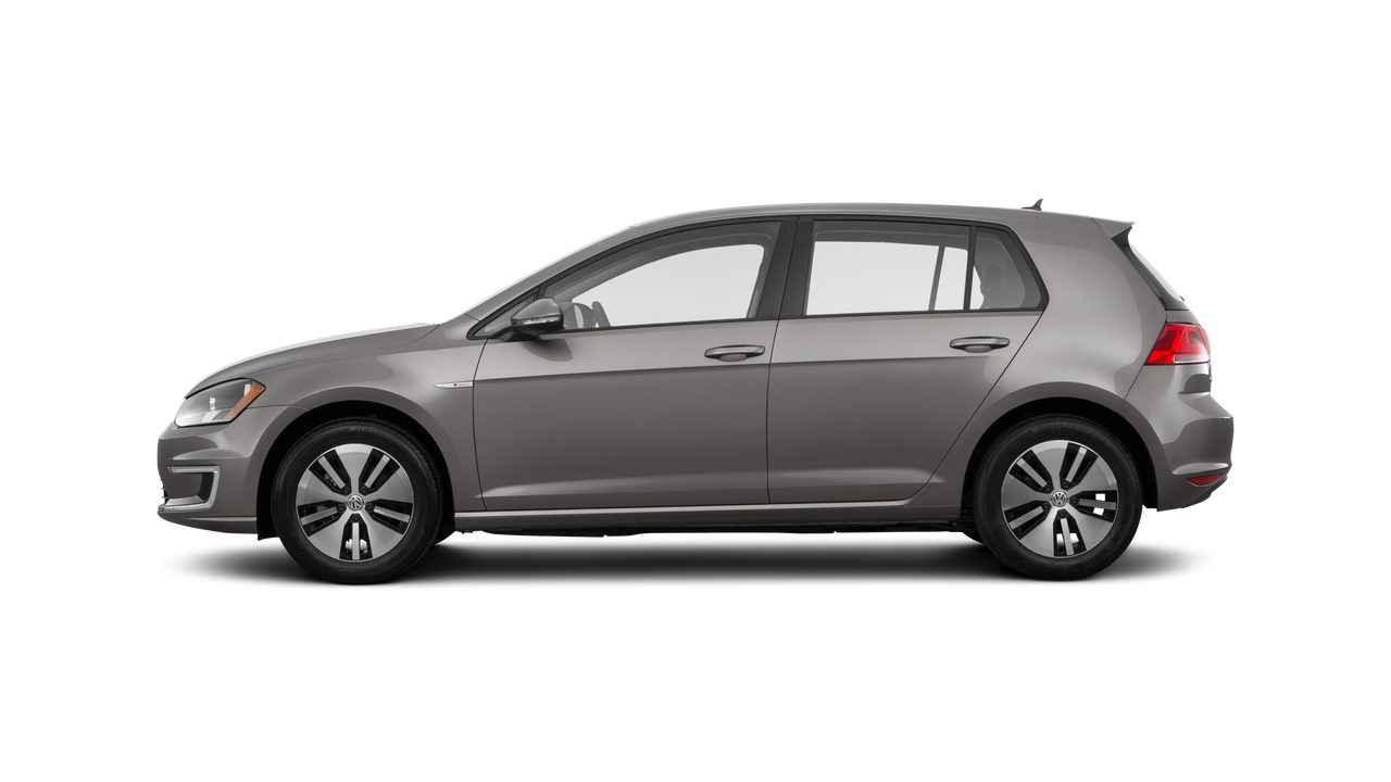 2017 Volkswagen e-Golf 4D Hatchback